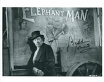 Freddie Jones, ELEPHANT MAN 10 x 8 genuine signed autograph 11107